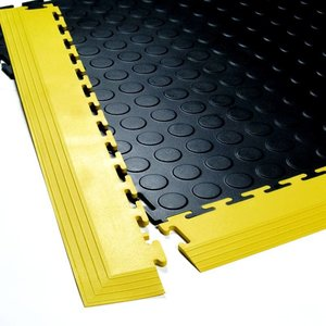 Flexi-Tile Randen voor de afwerking - dikte: 4 mm