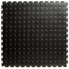 Noppen - HD - Zwart - Dikte 7mm - Recycled
