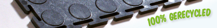 PVC kliktegel gerecycled
