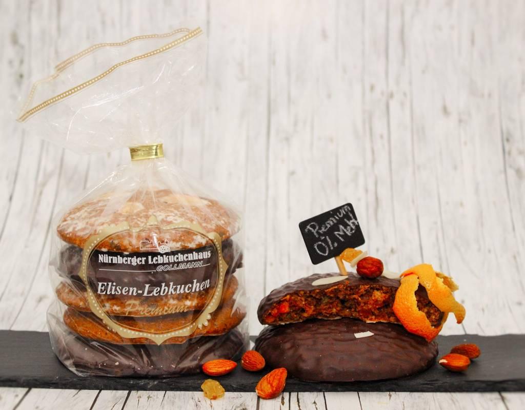 Lebkuchenhaus Gollmann Premium Elisen Mix
