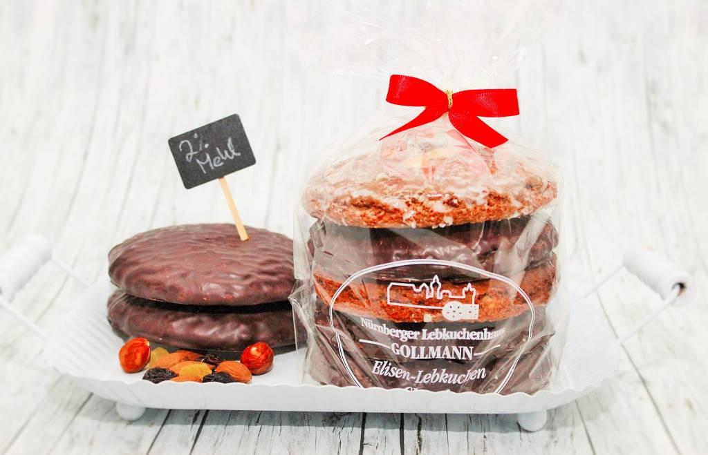 Lebkuchenhaus Gollmann Gollmann Elisen gingerbread Mix