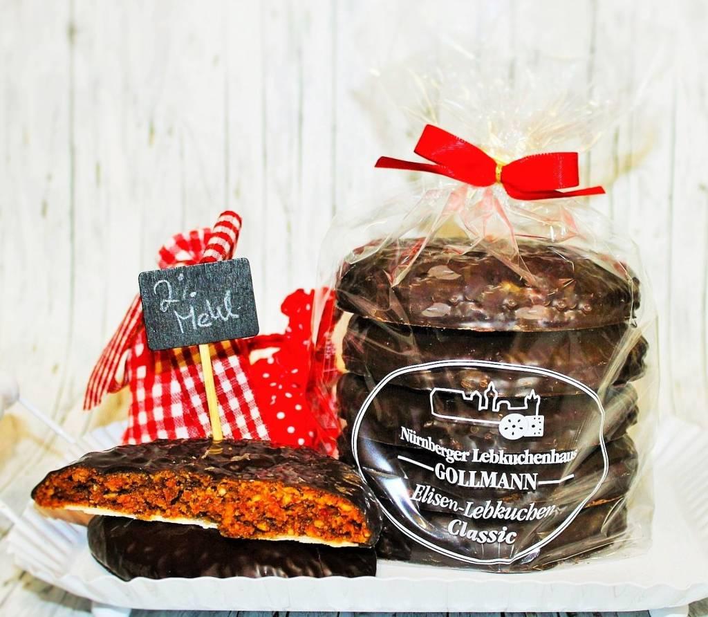 Lebkuchenhaus Gollmann Elisen chocolate