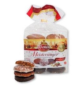 Wicklein Meistersinger Oblaten-Lebkuchen 3-fach