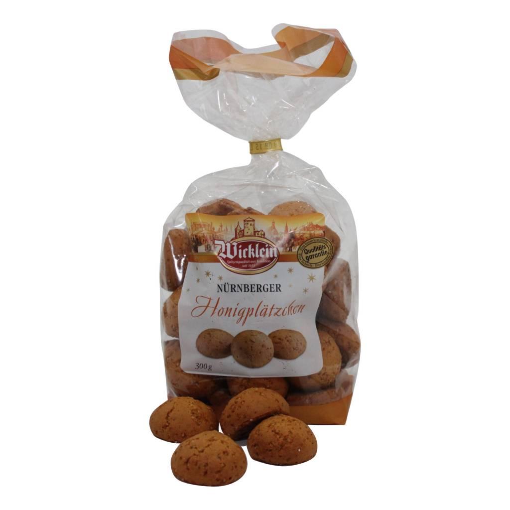 Wicklein Honey Biscuits