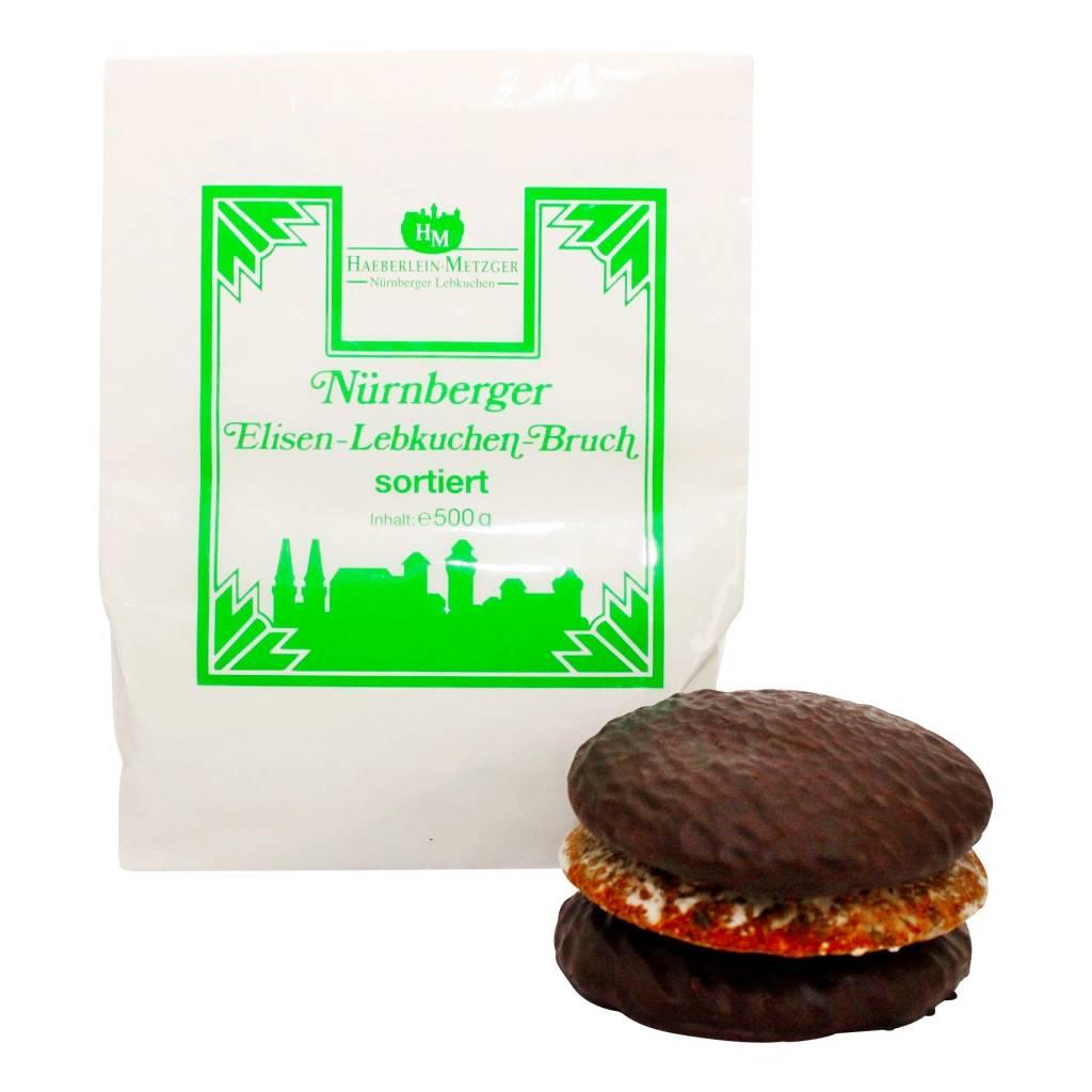 Haeberlein-Metzger Haeberlein-Metzger Elisen gingerbread break sorted