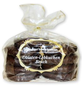Lebkuchenhaus Gollmann Wafer gingerbread chocolate