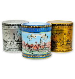 Empty Can blue/gold/silver