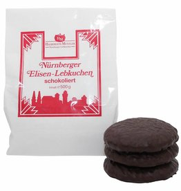 Haeberlein-Metzger Elisen-Lebkuchen Schoko