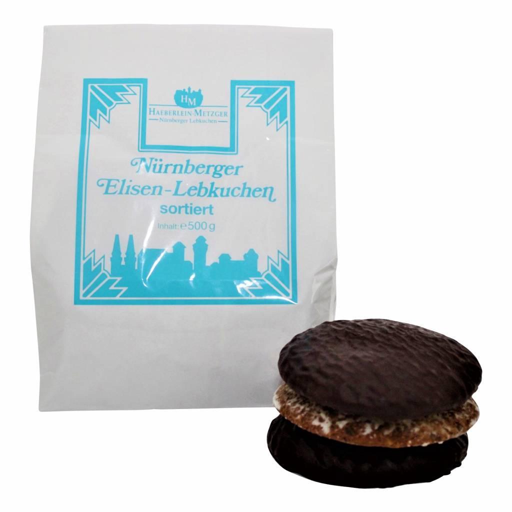 Haeberlein-Metzger Haeberlein-Metzger Elisen-Lebkuchen Sortiert