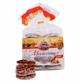 Wicklein Meistersinger wafer gingerbread glazed