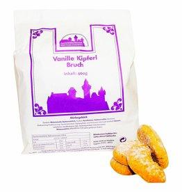 Vanilla Kipferl-Bruch