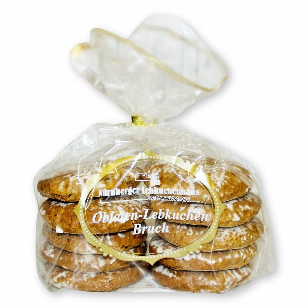 Lebkuchenhaus Gollmann Wafer gingerbread glazed