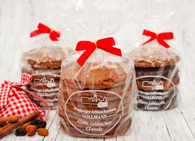 Classic Elisen Gingerbread