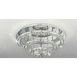 EGLO TONERIA design LED plafondarmatuur - 3 lichtringen 39002