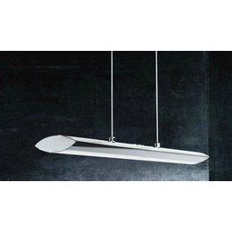EGLO Pellaro design LED ceiling fixture Chromium