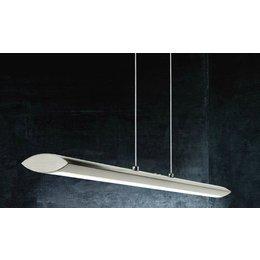 EGLO Pellaro design LED ceiling fixture Nickel