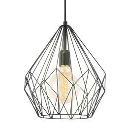 EGLO Lampe à suspension Carlton Vintage