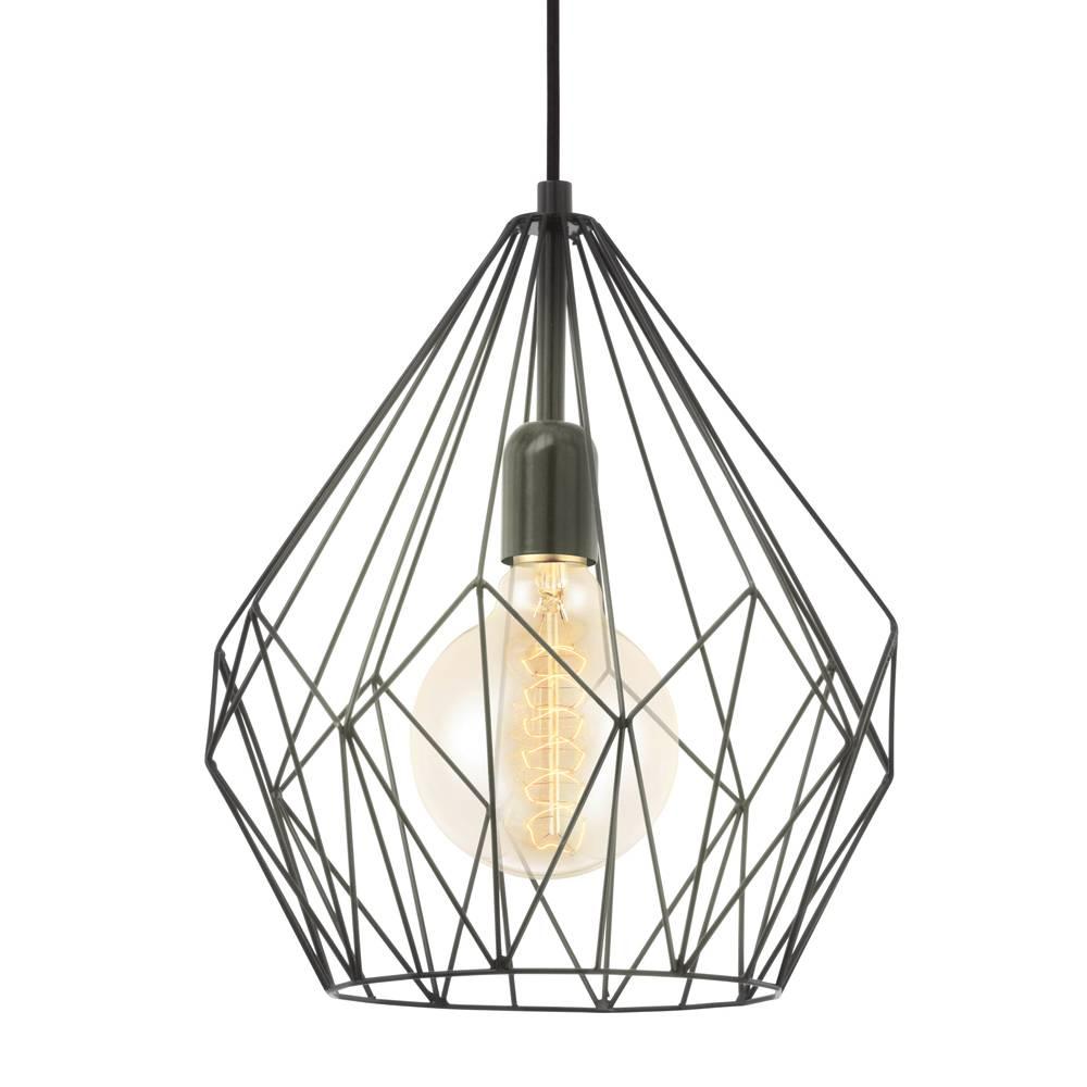 lampe suspension carlton vintage. Black Bedroom Furniture Sets. Home Design Ideas