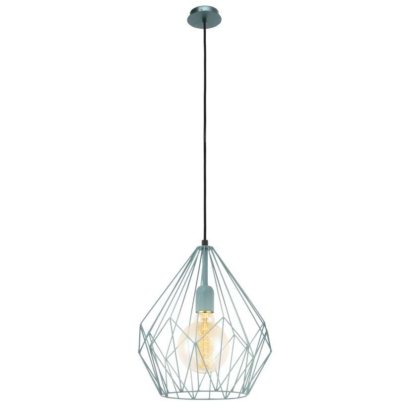 Eglo luminaire design vintage 49257 suspendu - Lamparas exterior leroy merlin ...
