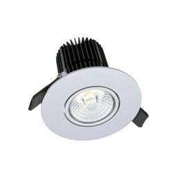 TECO Professional 9W LED downlight warm white