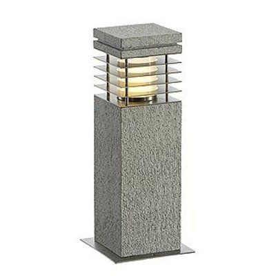 Arrock Granite 40 LED Garden Lamp salt & pepper 231410