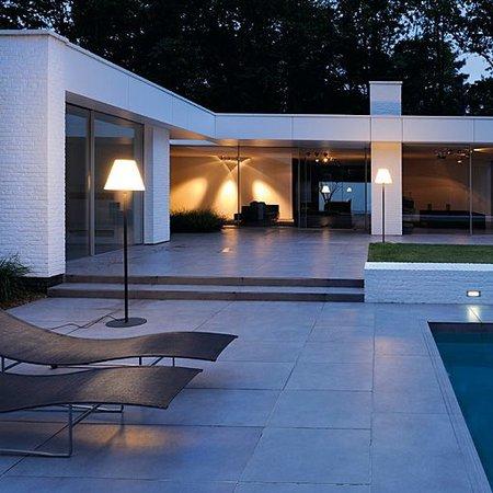 Adegan Anthracite Outdoor Floor Lamp 228 965