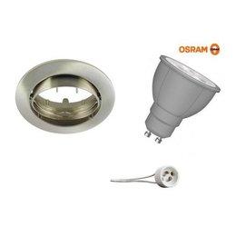 OSRAM Recessed ALU GU10 LED 5Watt adjustable