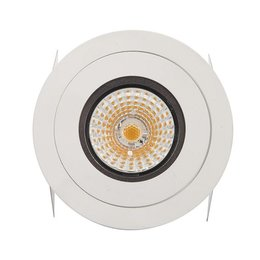 PSM Lighting spot LED encastré fixe NOVA 555.10010.1M.ww
