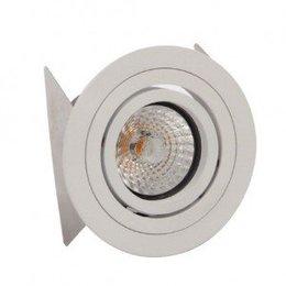 PSM Lighting LED recessed spot adjustable NOVA 555.10011.14.ww