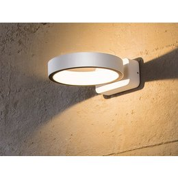 LED Wall Light white ring MY451