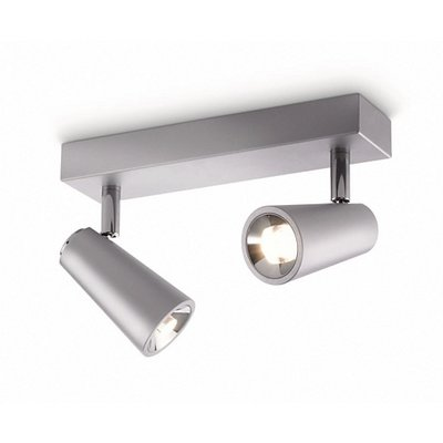 Philips Ledino Deltys LED Wall / ceiling spotlight 564624816
