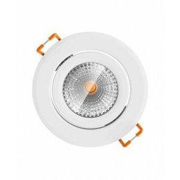 OSRAM Dimbare PunctoLed 7.5W COB LED inbouwspot rond warm wit