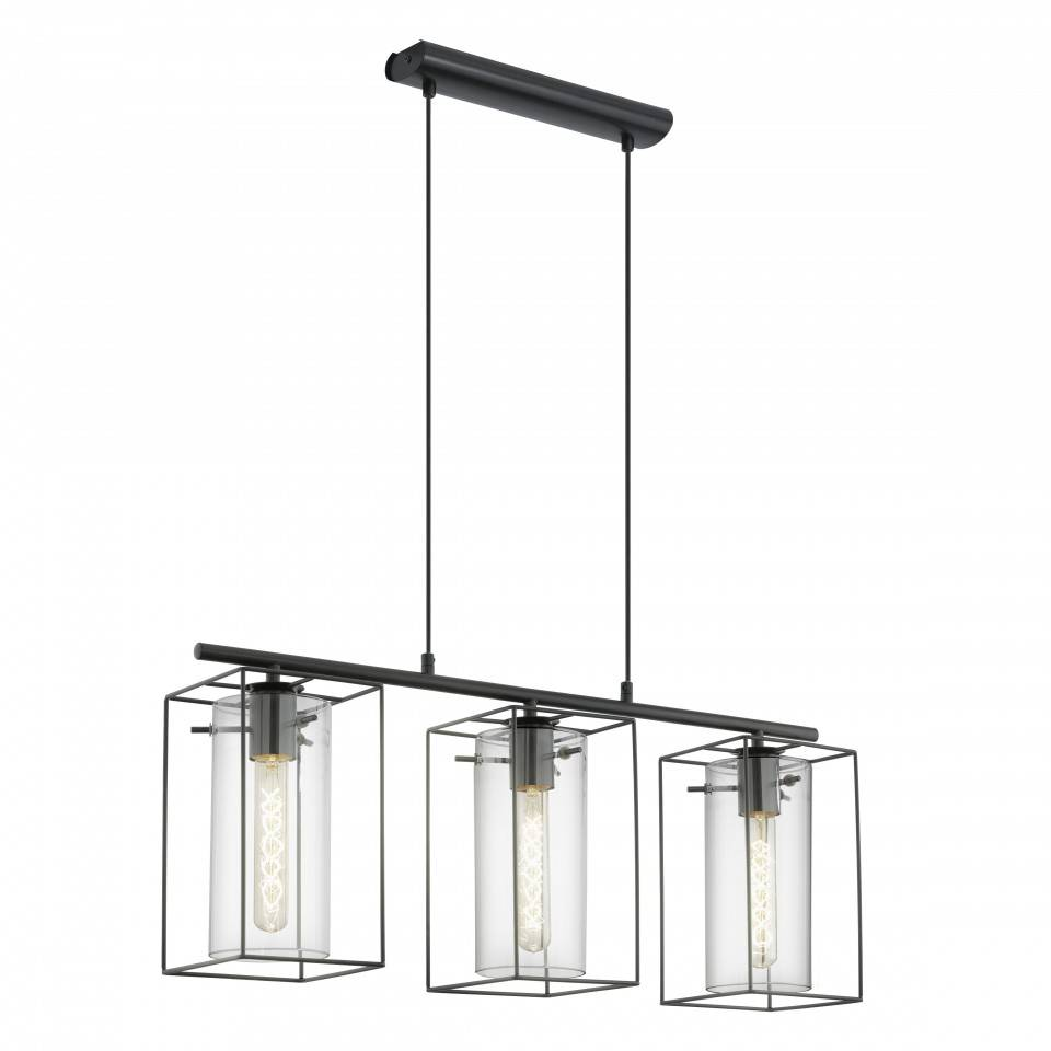 eglo rustic pendant luminaire loncino 49496. Black Bedroom Furniture Sets. Home Design Ideas