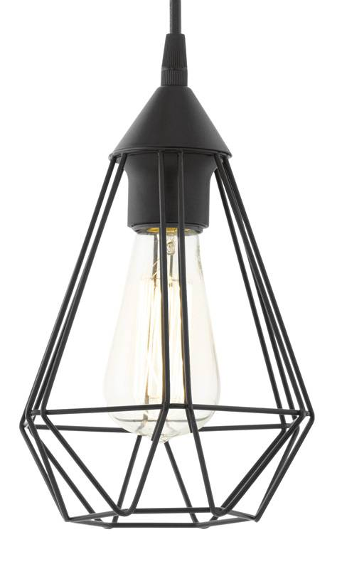 eglo rustic pendant luminaire tarbes 94189. Black Bedroom Furniture Sets. Home Design Ideas