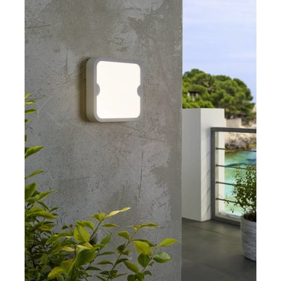 EGLO LED Wall lamp Alfena-s 95081 white IP44