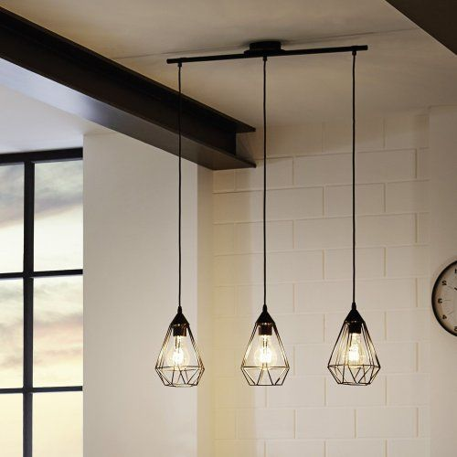 eglo rustic pendant luminaire tarbes 94189. Black Bedroom Furniture Sets. Home Design Ideas