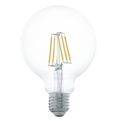 EGLO LED rétro Filament ampoule E27 G95 4W 11502