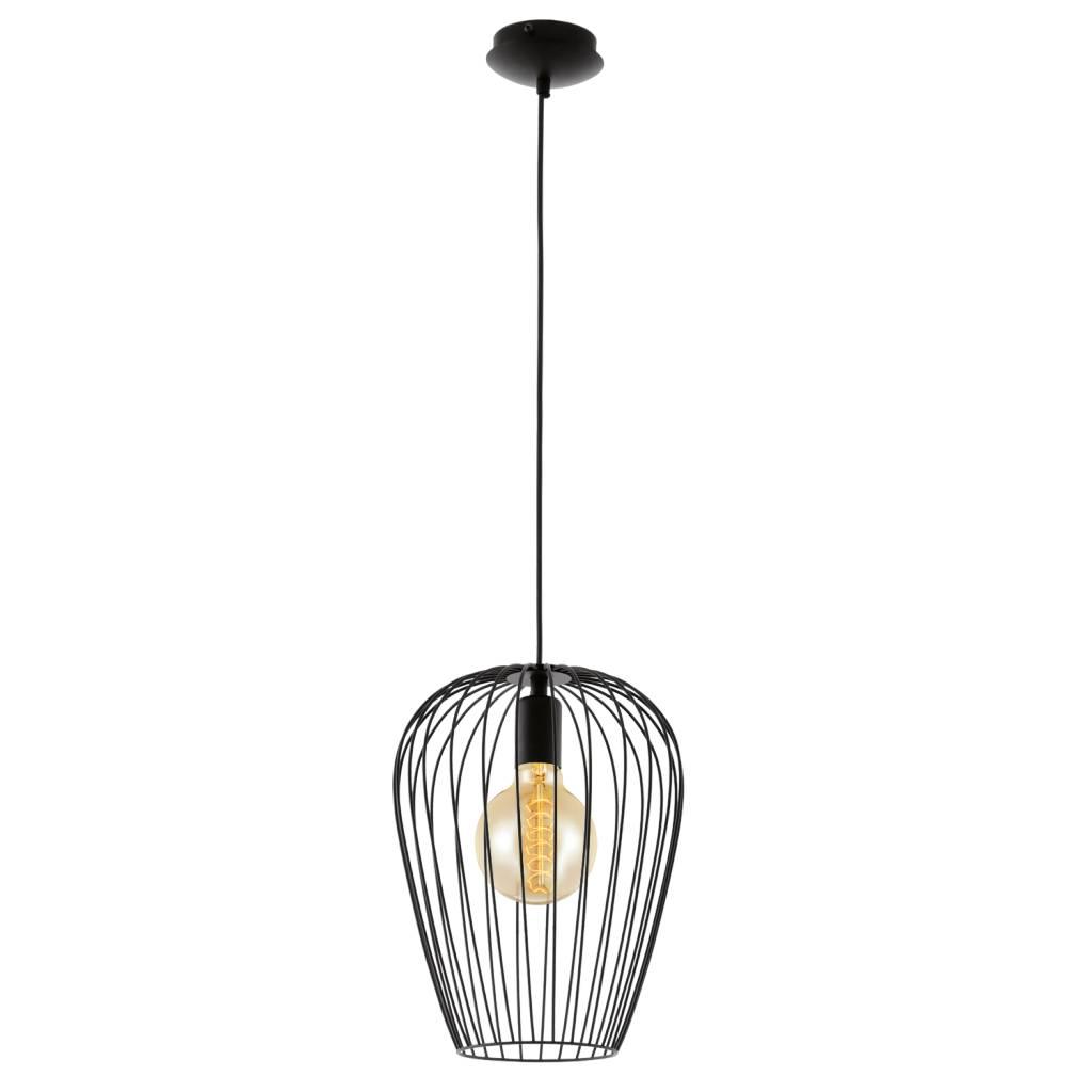 eglo rustic pendant luminaire newton 49472. Black Bedroom Furniture Sets. Home Design Ideas