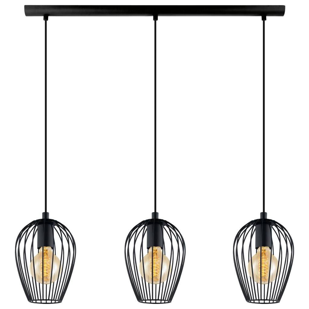Vintage hanglamp NEWTOWN 49478 - perfectlights.be