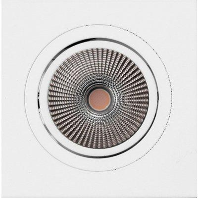 PerfectLights LED COB 9W inbouwspot richtbaar wit dimbaar 01660063