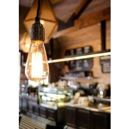 OSRAM Pendant luminaire Vintage Edition 1906 + E27 LED bulb filament