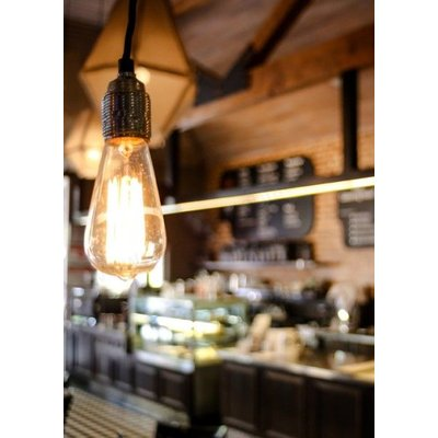 osram led glowdim filament lamp e27 750lm 7w dimbaar. Black Bedroom Furniture Sets. Home Design Ideas