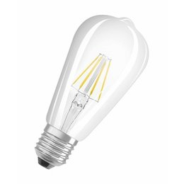 OSRAM RETROFIT LEDISON Filament lamp E27 470Lm 4W warm wit