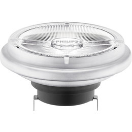 Philips dimbare AR111 spot 15-75W G53 24° warm wit 51496200