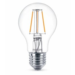 Philips E27 Retro Classic A60 Filament LED warm white 6W