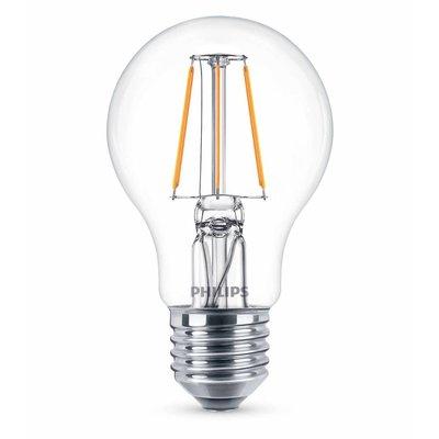 Philips E27 Retro Classic A60 Filament LED warm white 6W