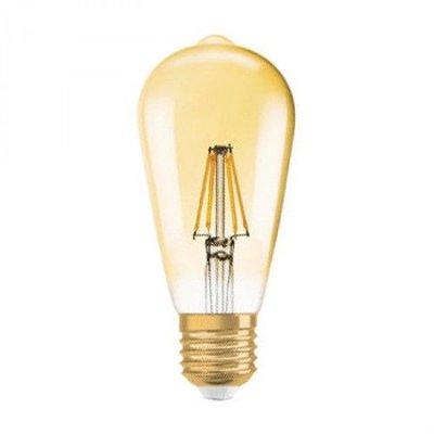 OSRAM LED Vintage Style 1906 ST64 E27 410Lm 4W warm wit