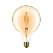 Philips LEDGlobe Vintage Style G120 E27 630lm 7W warm white DIM 57.5772 million