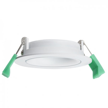 LioLights Dimmable LED Recessed Bloss 85 white