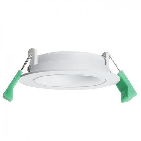 LioLights LED dimbare Inbouwspot Bloss 85 wit